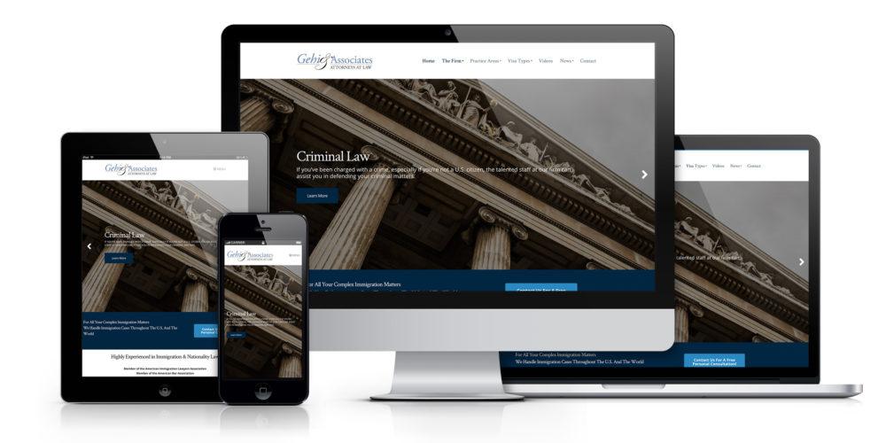 Gehi & Associates website