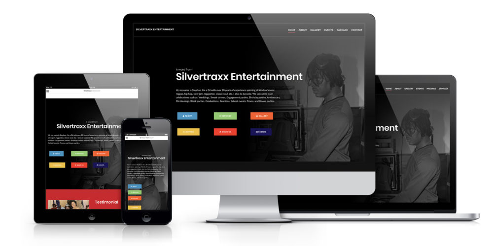 Silvertraxx Entertainment